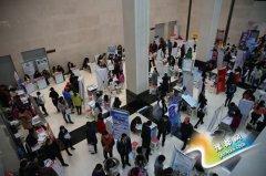 全省2016年女大学毕业生就业专场双向选择活动举办