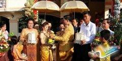 柬埔寨婚俗奇特怪异 女子到结婚年龄要被关在房间