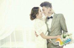 韩式婚纱照拍摄技巧分析 尽显庄重与柔美感