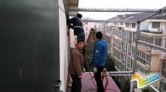 [中西办]颍河西路社区拆除违章建筑信息------维护城市形象  拒绝乱搭乱建
