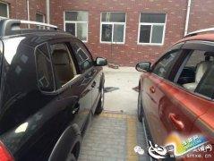 陕县:一小区22辆车一夜被砸