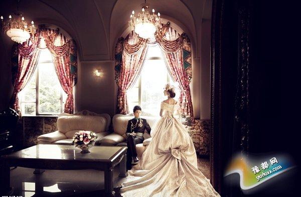 拍婚纱照显瘦技巧分析 不用ps你也可以很美