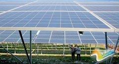 三门峡:光伏发电助推绿色发展