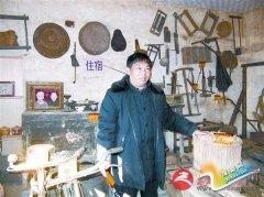 村民创办农耕文化展览馆
