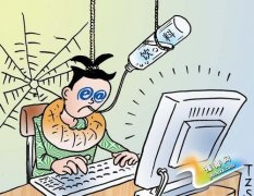 江西少年沉溺网游在校晕倒 电脑被设密码要跳楼