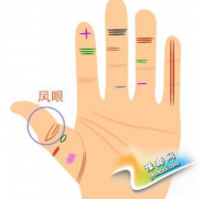 女生手纹很乱代表什么