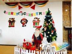 万科·美景 龙堂邀您一起过甜蜜圣诞节
