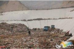 灵宝:加大投入规范垃圾场运行管理