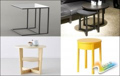 打造个性风格小角落 每家都该有一款小边桌