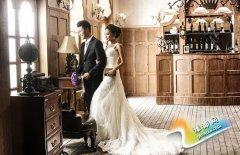 唯美婚纱照片欣赏 演绎童话般浪漫回忆