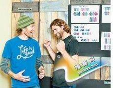 兄弟创业:如何打造1亿的T恤公司