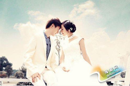 拍婚纱照小诀窍 让你留下最美的瞬间