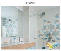 冬天来了,解决浴室玻璃自爆的问题?