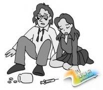 女子为劝丈夫戒毒以身试毒 夫妻同吸败光家产