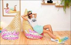 摆脱一板一眼 这些造型有趣的懒人沙发你见过吗?