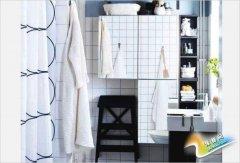 小面积卫浴间的救星 3款浴室镜柜推荐