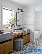 清爽洁净显格调10款精致卫浴空间