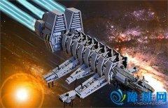 玩家用上万乐高块神还原《死亡空间》首艘行星裂解飞船