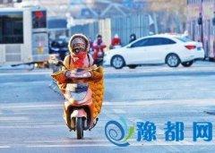 郑州刷新6年低温纪录 周末河南将再飘雪