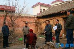 汝州市财政局利用周末时间再次对所联系贫困村焦村乡邢村入户调查