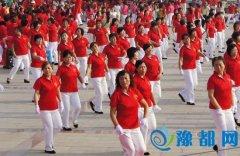 中国广场舞生意调查: 1亿大妈 万亿级市场