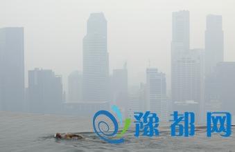 新加坡雾霾指数报表