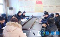 漯河市民政局对我县民政局进行2015年度工作考核(图)