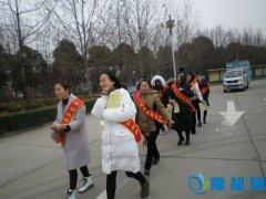 平舆县劳动保障法律法规宣传再掀高潮