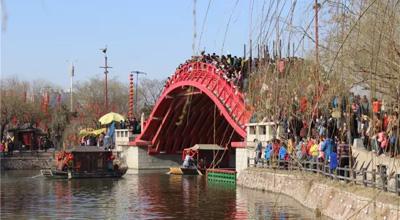 春节来清明上河园,过大宋民俗年!