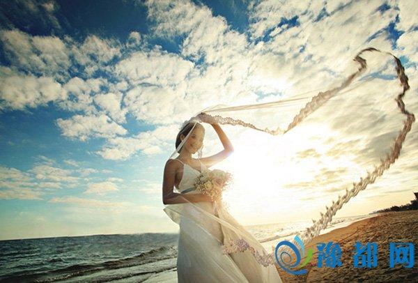 丰满新娘如何拍婚纱照