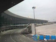 郑州机场T2航站楼将投用 可实现空陆零距离换乘