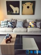 8款创意墙饰装出时尚活力范背景墙