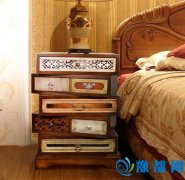 简约实用系9个贴心的床头柜设计