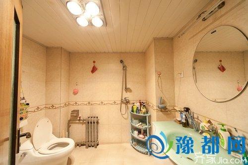 集成吊顶卫生间浴霸安装