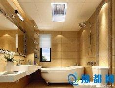 集成吊顶卫生间浴霸安装  给你一个舒适的沐浴环境