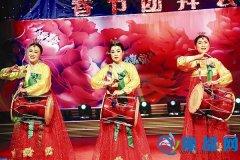 驿城区举行春节团拜会