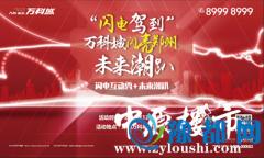 12月26日万科城闪亮郑州未来潮趴圆满落幕!