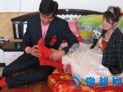 中式婚礼特色 农村结婚风俗盘点