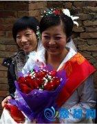 细说农村结婚习俗 看老百姓朴素的结婚场面