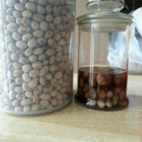 米醋泡黄豆能减肥吗