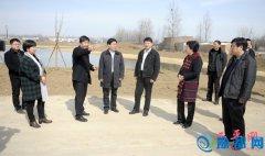 我县赴正阳平舆上蔡考察学习项目建设和城市建设工作