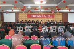 我县召开陈州收藏协会第一次会员代表大会