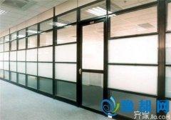 办公室隔断优势 办公室玻璃隔断报价