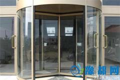 弧形玻璃门安装 弧形玻璃价格