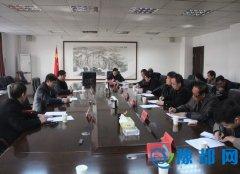 我区召开专题会议贯彻落实赵海燕安伟调研城建和工业项目建设指示精神