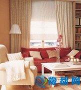 6图暖色调客厅给寒冷秋日添一抹温馨
