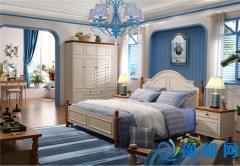 每日优惠:卡伊莲1.5米地中海式实木床仅售2280元