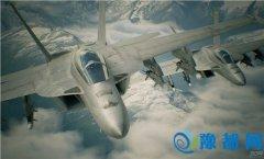 系列新作《皇牌空战7》首批高清截图 云层效果超逼真!