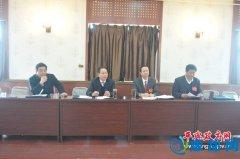 县委副书记、代县长赵峰参加县政协社会科学、医药卫生、文化艺术界委员组讨论