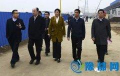 正阳县2016年第一批亿元项目暨君乐宝项目开工奠基